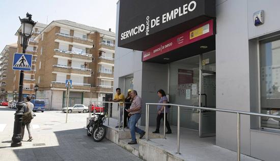 Cantabria con parados menos nica ccaa donde sube for Oficina empleo cantabria