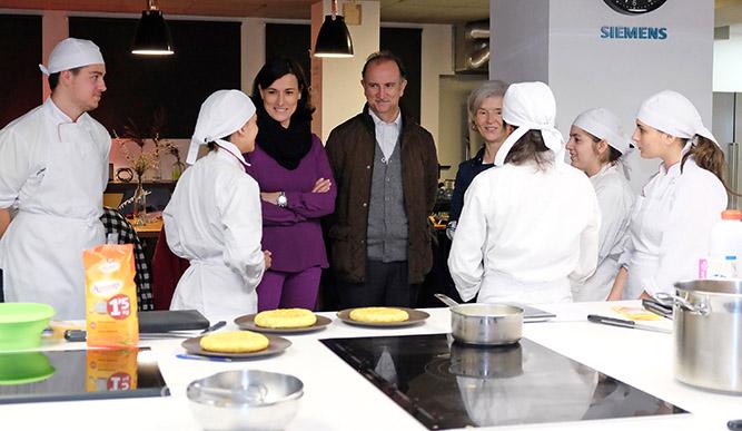 Gema igual visita el programa de formaci n profesional for Formacion profesional cocina